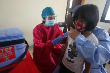 Bulan Imunisasi di Tengah Pandemi Covid-19