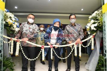 BTN Resmikan Lokasi Baru Kantor Cabang Pembantu Kementerian PUPR