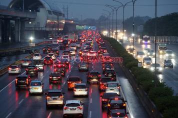 Volume Kendaraan Meningkat 11,66 Persen di Masa PSBB Transisi