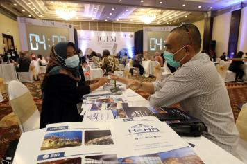 Puluhan Peserta Ikuti Buyers Meet Sellers dalam Program ICTM 2020 di Yogyakarta