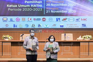 Kongres ke-13 HATHI Virtual di Universitas Gunadarma