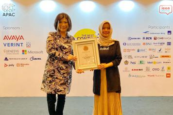 Blibli Raih 12 Penghargaan untuk Layanan Pelanggan pada The Best Contact Center Indonesia 2020