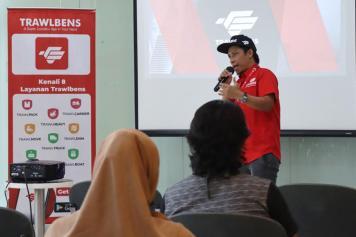 Startup Kargo Pertama di Indonesia Trawlbens, Membuka Lapangan Kerja Baru