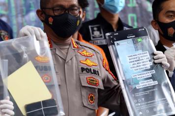 Polisi Ringkus Komplotan Pembuat Surat Keterangan Hasil Swab Palsu