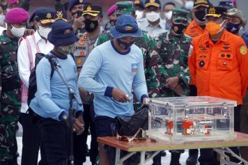 Begini Penampakan Black Box Pesawat Sriwijaya Air SJ182