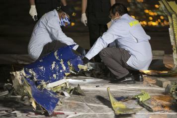 Tiba di JICT 2, Turbin Pesawat Sriwijaya Air SJ-182 Langsung Diperiksa KNKT