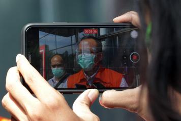 KPK Perpanjang Penahanan Eks Menteri KKP Edhy Prabowo