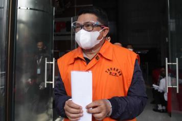 Selain Edhy Prabowo, KPK Juga Memperpanjang Masa Penahanan Safri