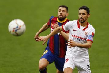 Bungkam Sevilla 2-0, Barcelona Geser Real Madrid Diposisi 2 Besar
