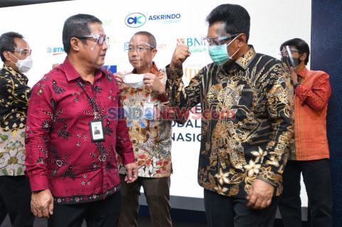 Foto Dukung Pen Btn Syariah Jalin Kerja Sama Dengan