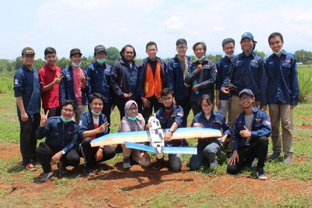 Keren, ITB Borong Juara di Kontes Robot Terbang Indonesia