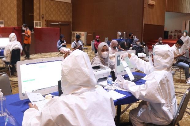 Universitas Esa Unggul Jadi Sentra Vaksinasi untuk Mahasiswa