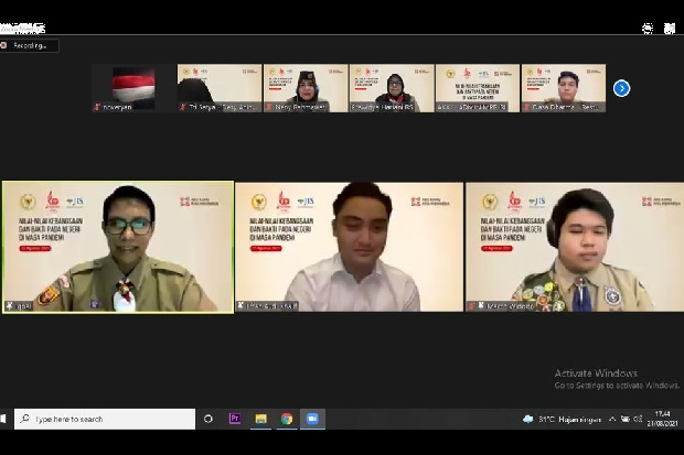 Luncurkan Animasi Pancasila, AKKI Sasar Generasi Muda Indonesia