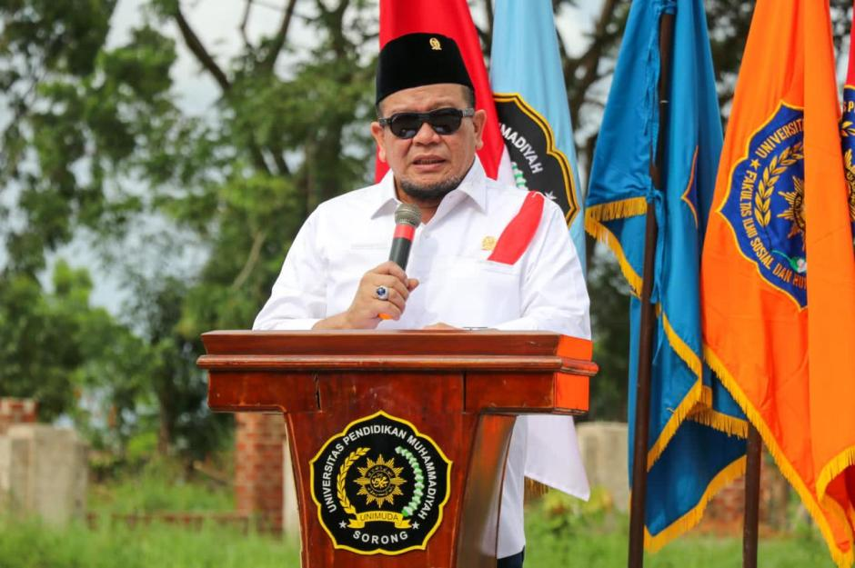 Ketua DPD RI Dorong PGRI Rumuskan Metode Pembelajaran Simpel Saat Pandemi