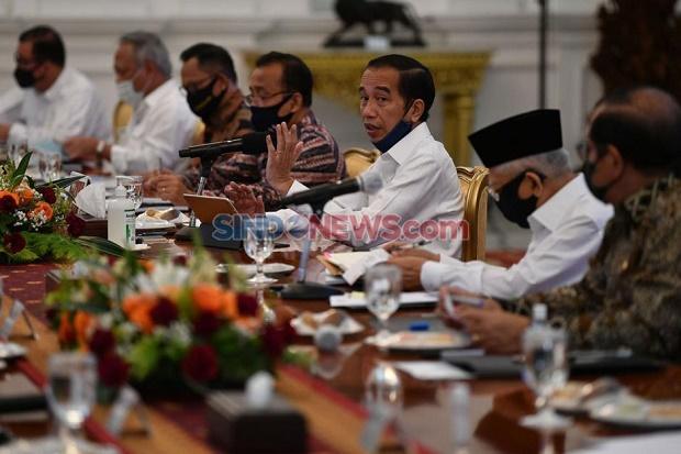 Soal Konflik Agraria, Jokowi Ingin Rakyat Dapat Kepastian Hukum