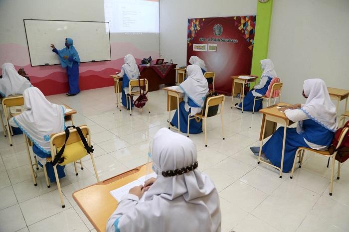 FSGI: Pembelajaran Tatap Muka Harus Dievaluasi Menyeluruh