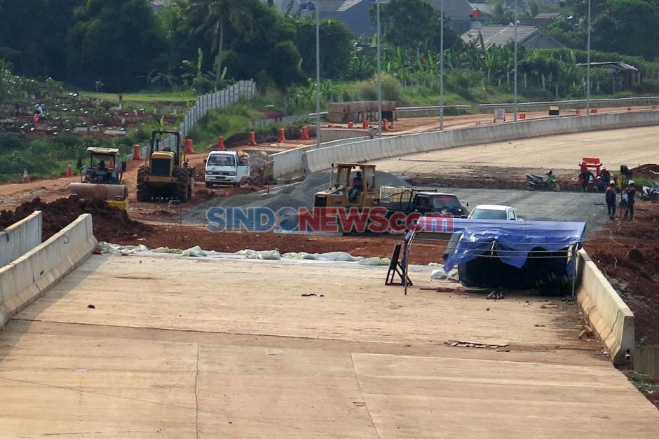 Pembangunan Jalan Tol Serpong-Cinere Terus Dikebut-3