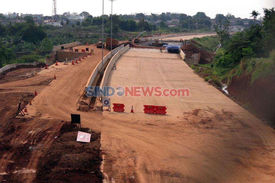 Pembangunan Jalan Tol Serpong-Cinere Terus Dikebut-4