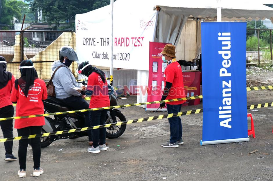 Allianz Indonesia Bersama Halodoc Sediakan Rapid Test Covid-19 Gratis-0
