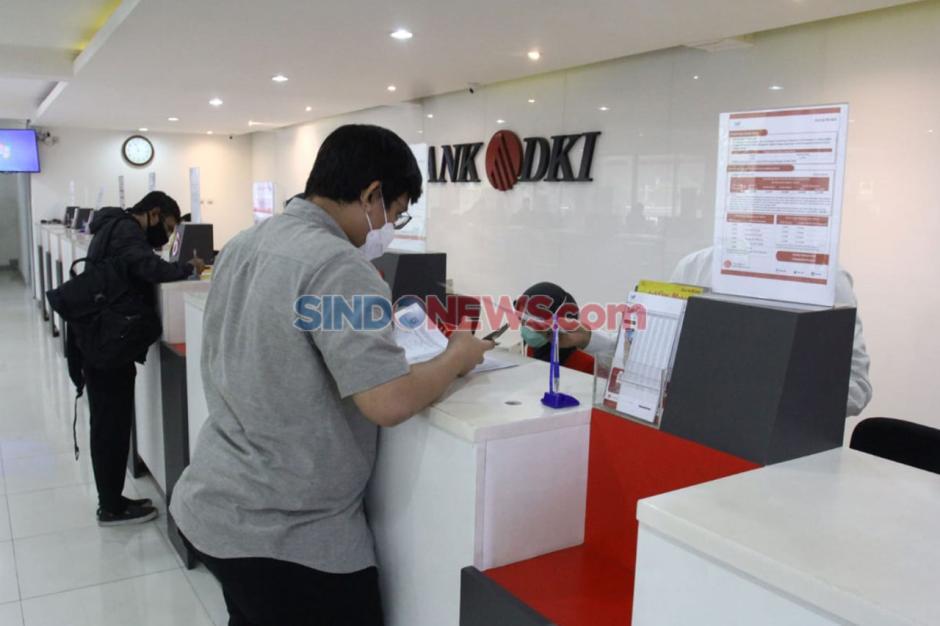 Kinerja Positif Dicatat Bank DKI di Tengah Pandemi Corona-1