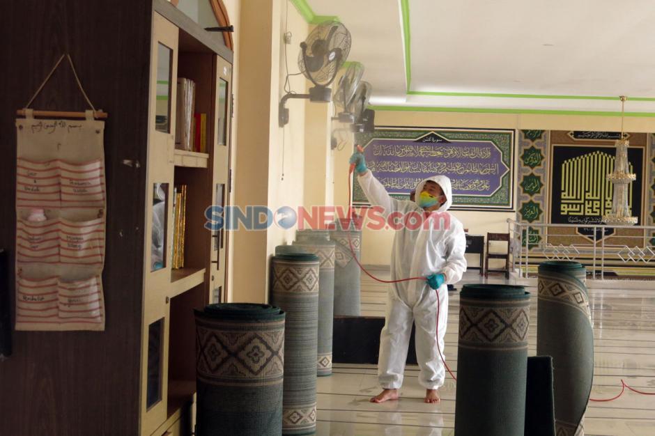 Etape Kedua, Marbot Keliling JJI Bersihkan Dua Masjid di Kebayoran Lama-0
