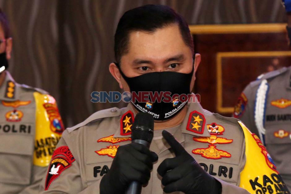 Tembak Mati Bandar, Polisi Amankan 100 Kg Sabu di Surabaya-1