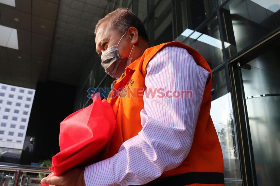 Mantan Kalapas Sukamiskin Deddy Handoko Jalani Pemeriksaan Lanjutan Kasus Suap-4