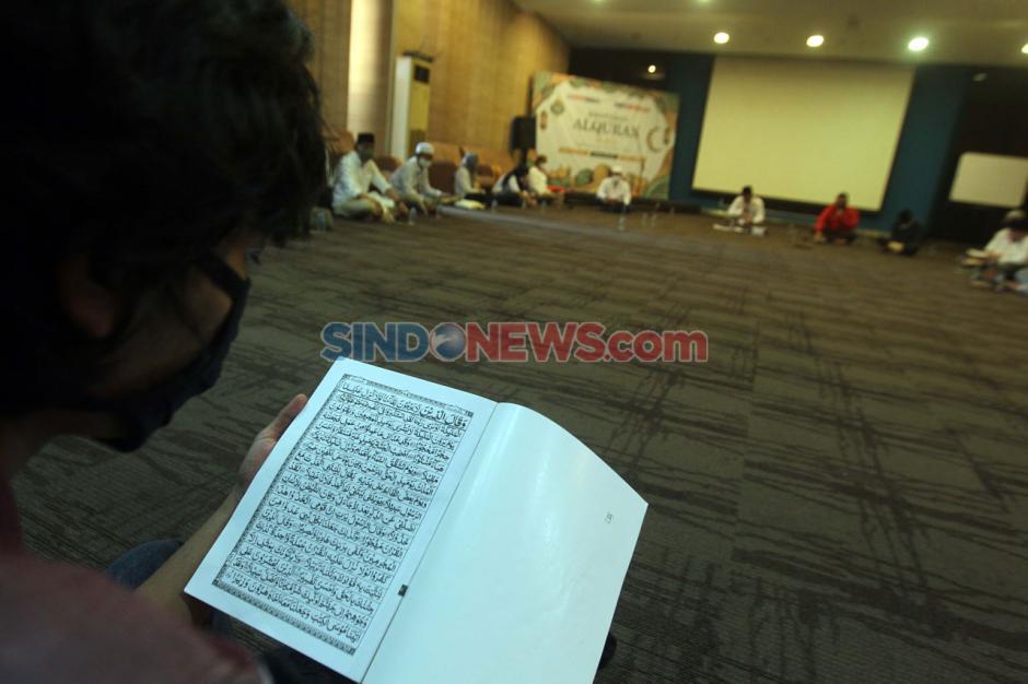 Koran SINDO dan Sindonews Gelar Khataman Al-Quran 30 Juz-4