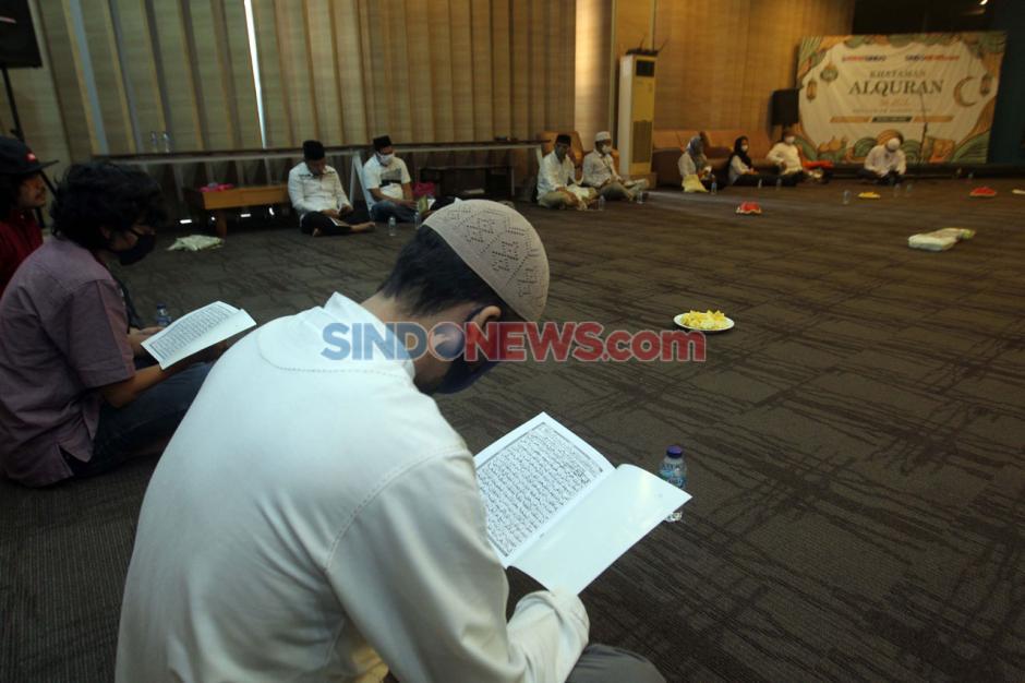Koran SINDO dan Sindonews Gelar Khataman Al-Quran 30 Juz-2