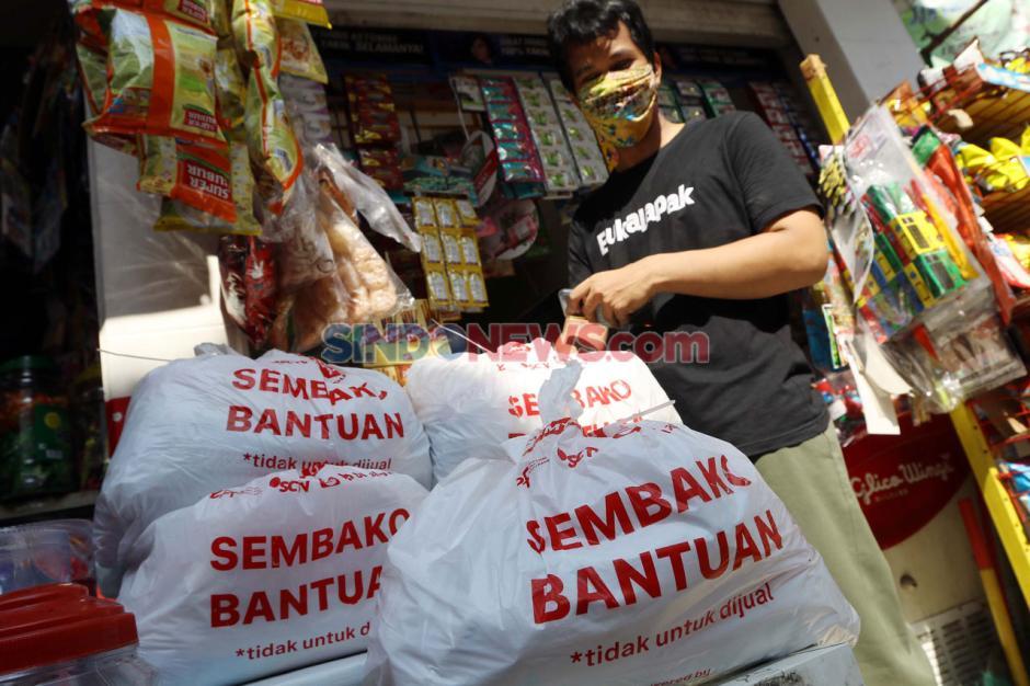 Peduli Sesama, Warung Mitra Bukalapak Salurkan 10 Ribu Paket Sembako-2