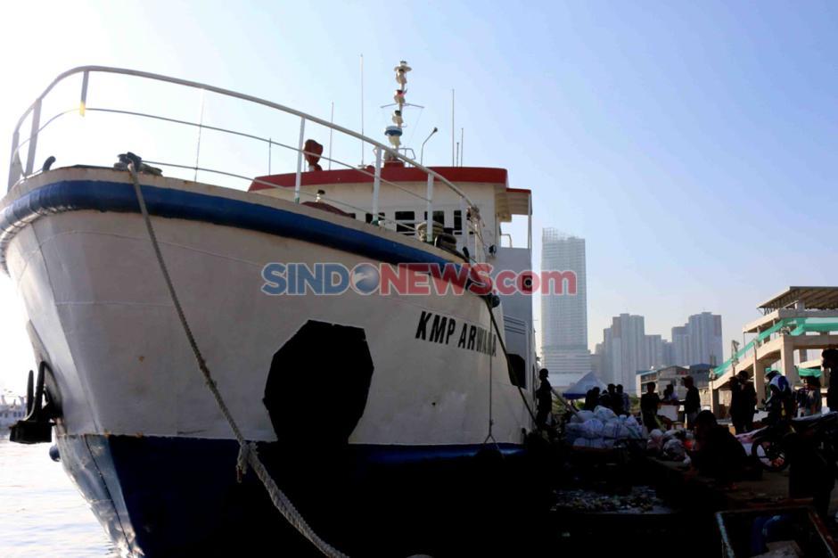H-3 Lebaran, Penyeberangan ke Pulau Seribu Diperketat-4