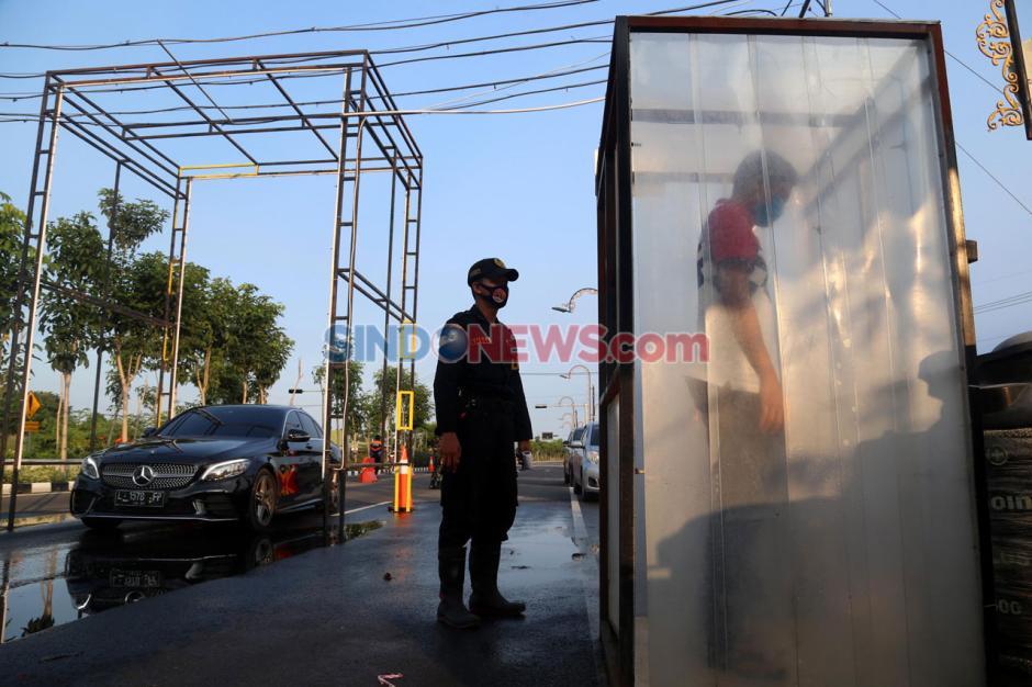 Penyebaran Covid-19 Masih Tinggi, PSBB Surabaya Raya Diperpanjang-3