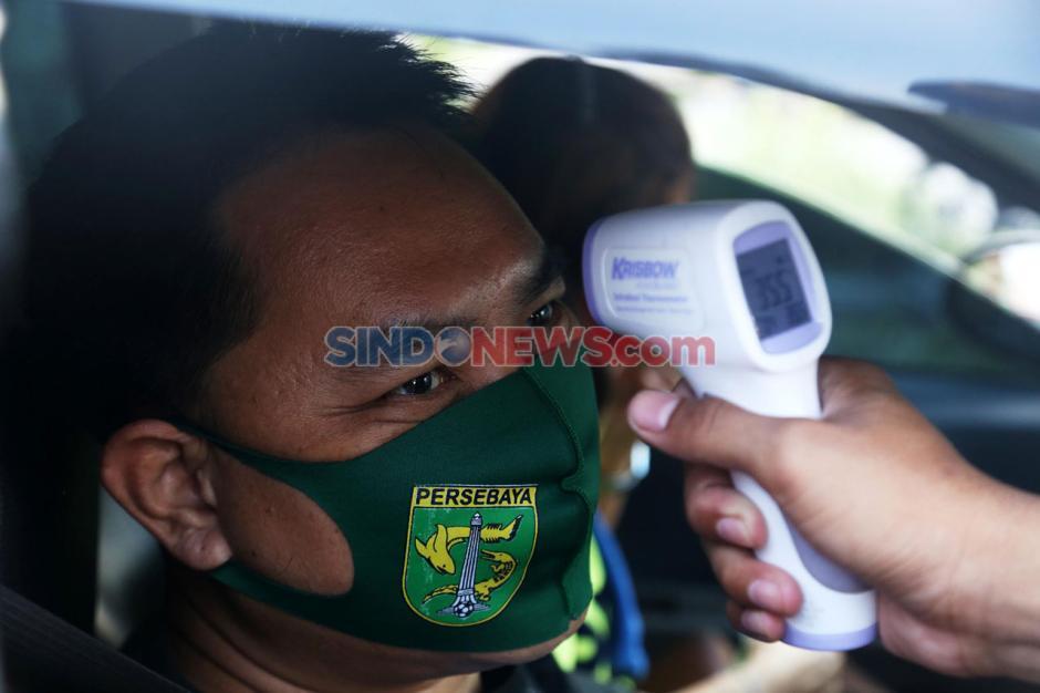Penyebaran Covid-19 Masih Tinggi, PSBB Surabaya Raya Diperpanjang-1