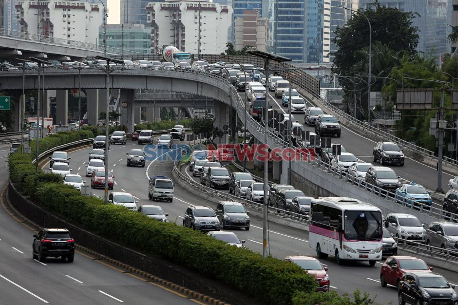 Warga Jakarta Tidak Mematuhi PSBB-2