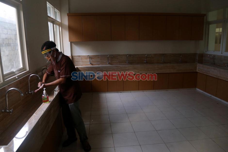 Persiapan SD Khadijah Wonorejo Surabaya Hadapi New Normal-2