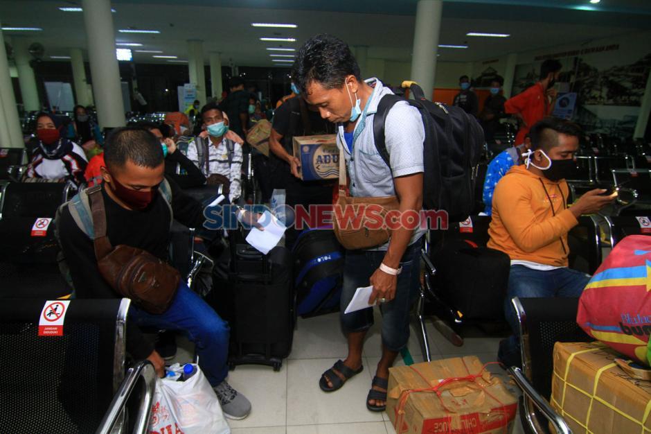 130 PMI Dideportasi dari Malaysia-1