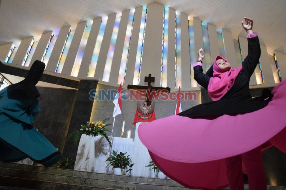 Tokoh Lintas Agama Semarang Peringati Hari Lahir Pancasila-3