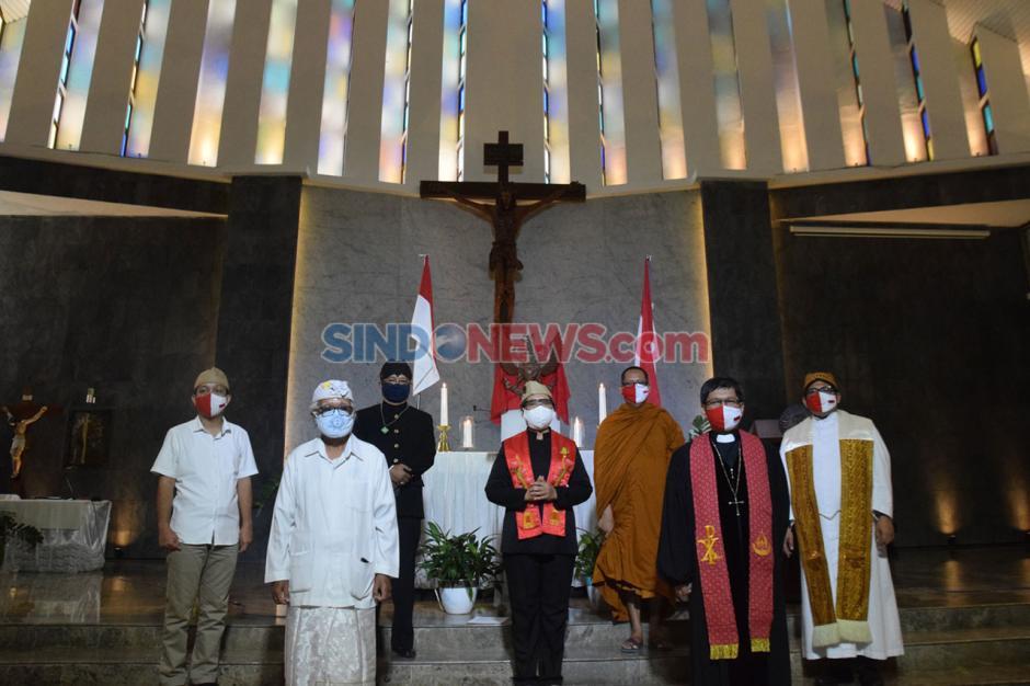 Tokoh Lintas Agama Semarang Peringati Hari Lahir Pancasila-7