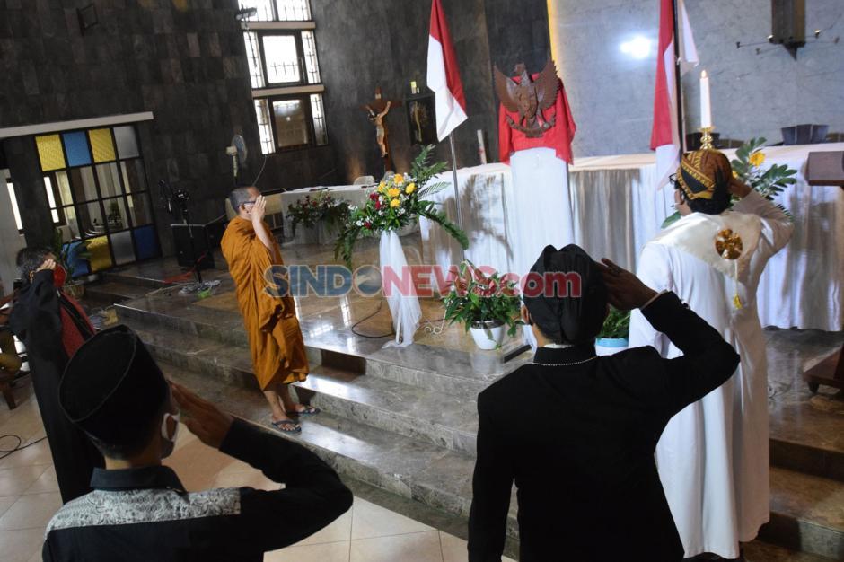 Tokoh Lintas Agama Semarang Peringati Hari Lahir Pancasila-0
