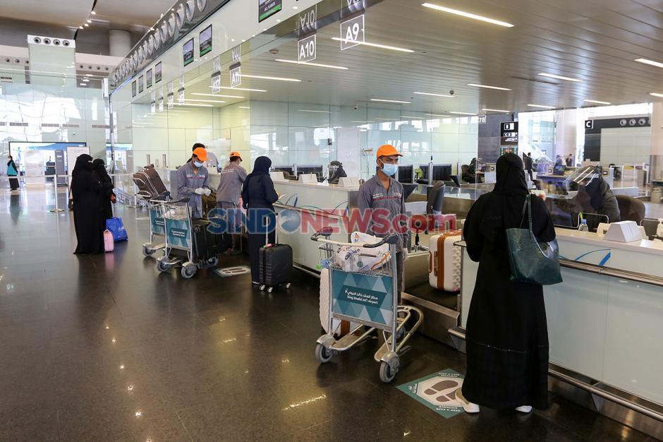 Jelang New Normal, Arab Saudi Mulai Buka Penerbangan Domestik-0