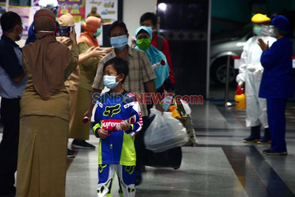 RS Husada Utama Surabaya Pulangkan 9 Pasien Sembuh COVID-19-5