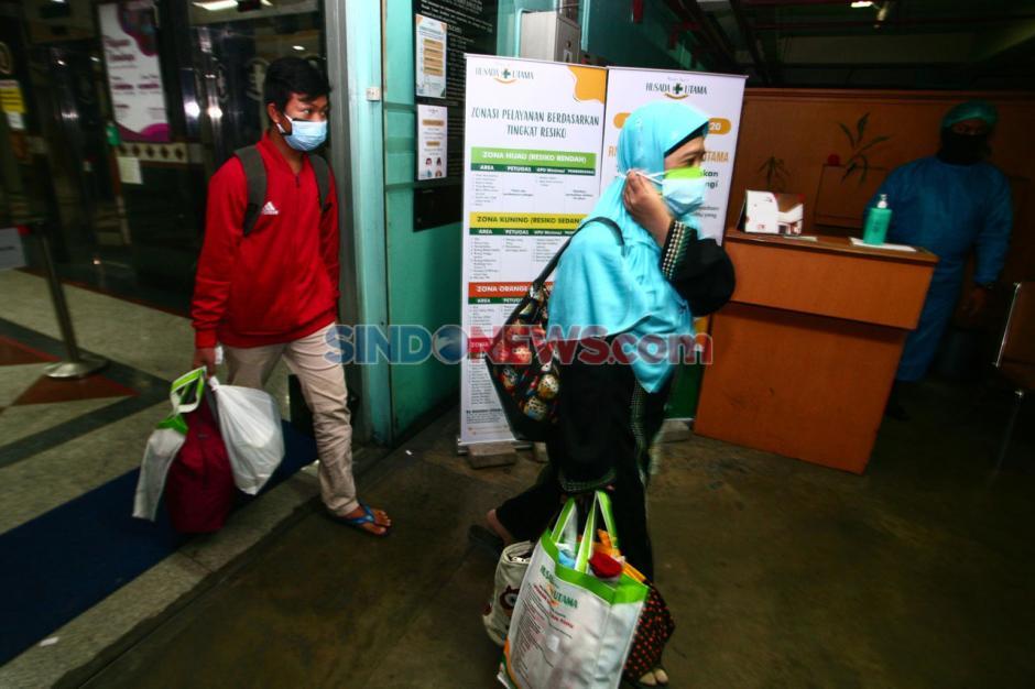 RS Husada Utama Surabaya Pulangkan 9 Pasien Sembuh COVID-19-4