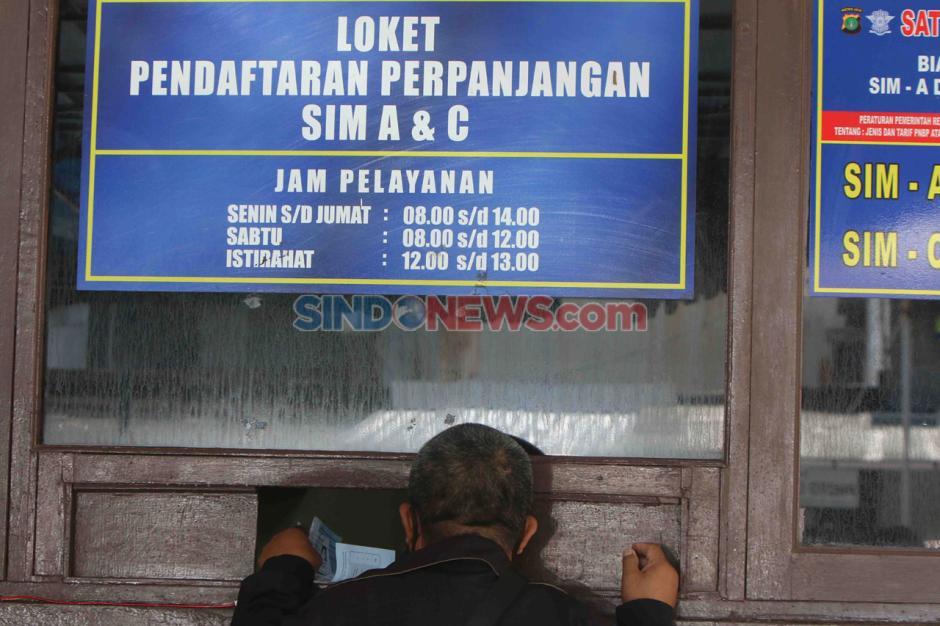 Satpas SIM Jakarta Pusat Kembali Buka Layanan untuk Warga-5