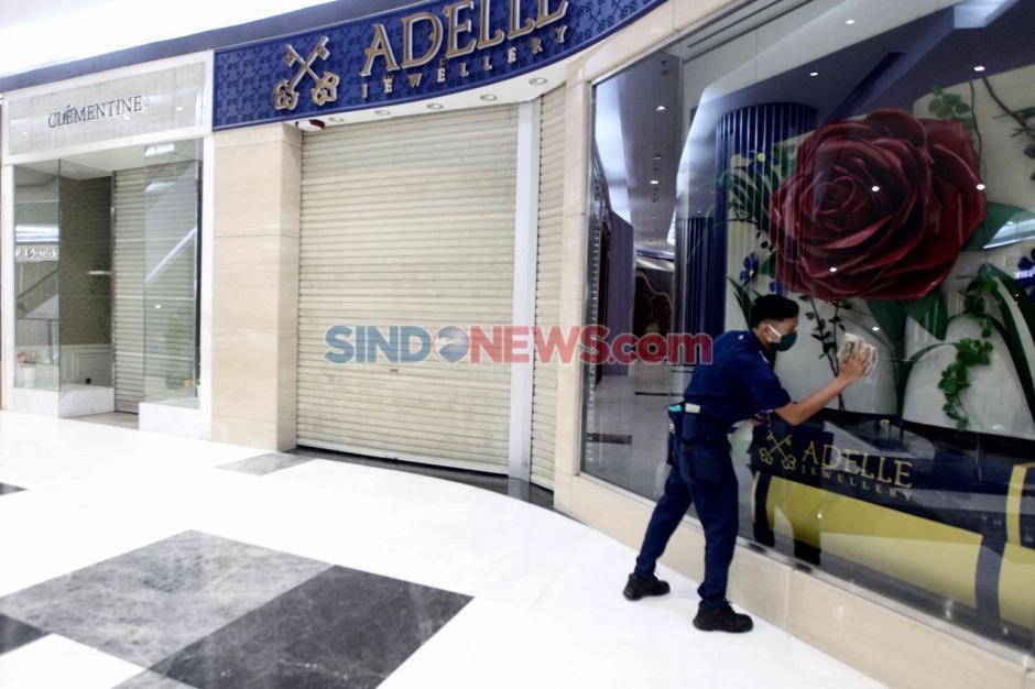 Terapkan Protokol Kesehatan, Lippo Mall Puri Jakarta Siap Sambut New Normal-0