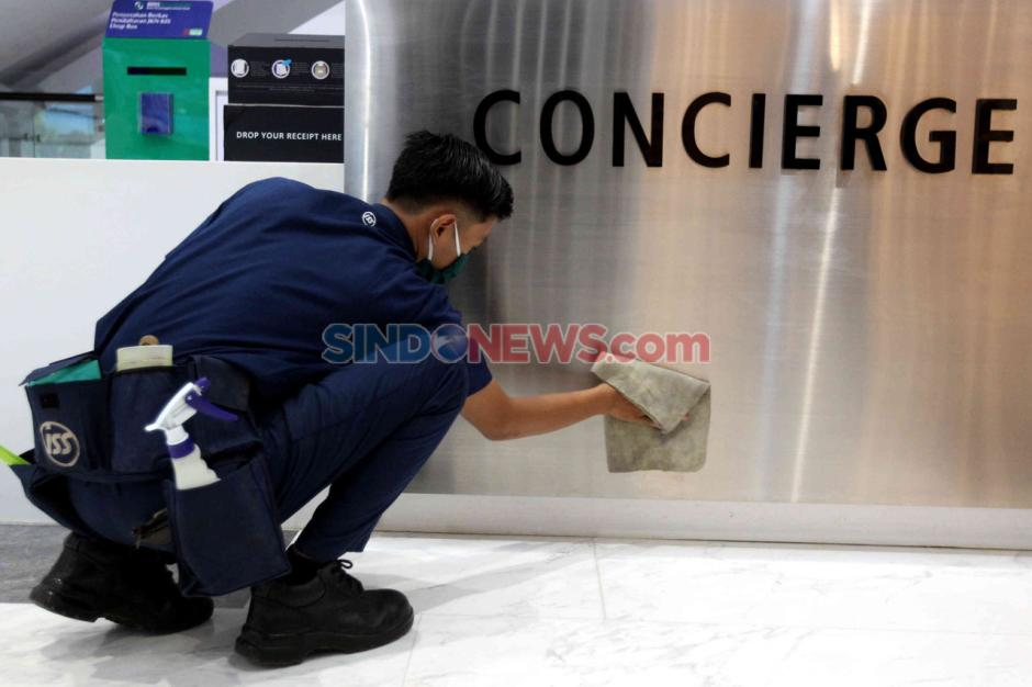 Terapkan Protokol Kesehatan, Lippo Mall Puri Jakarta Siap Sambut New Normal-1