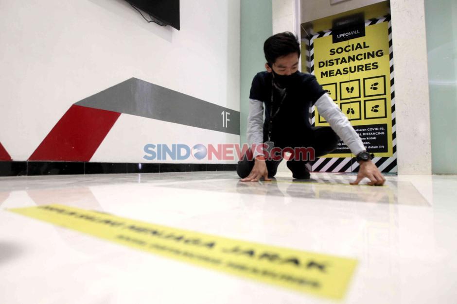 Terapkan Protokol Kesehatan, Lippo Mall Puri Jakarta Siap Sambut New Normal-2