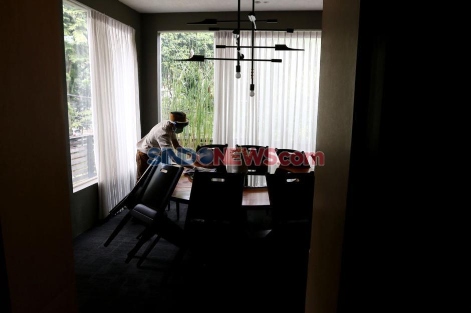 Restoran di Jakarta Siapkan Diri Jelang Penerapan New Normal-1