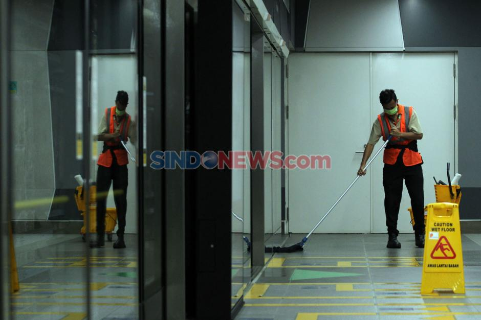 MRT Jakarta Ubah Jadwal Operasional di Masa Transisi PSBB-7