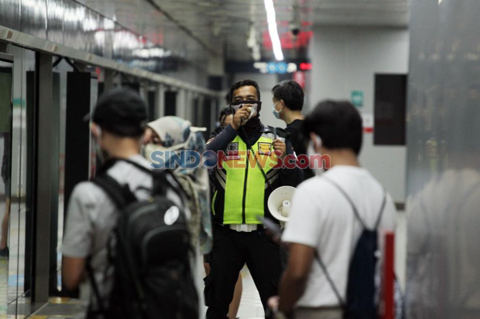 MRT Jakarta Ubah Jadwal Operasional di Masa Transisi PSBB-0