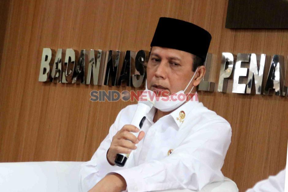 Imam Besar Masjid Istiqlal Bicara Virus Radikalisme di FGD BNPT-4